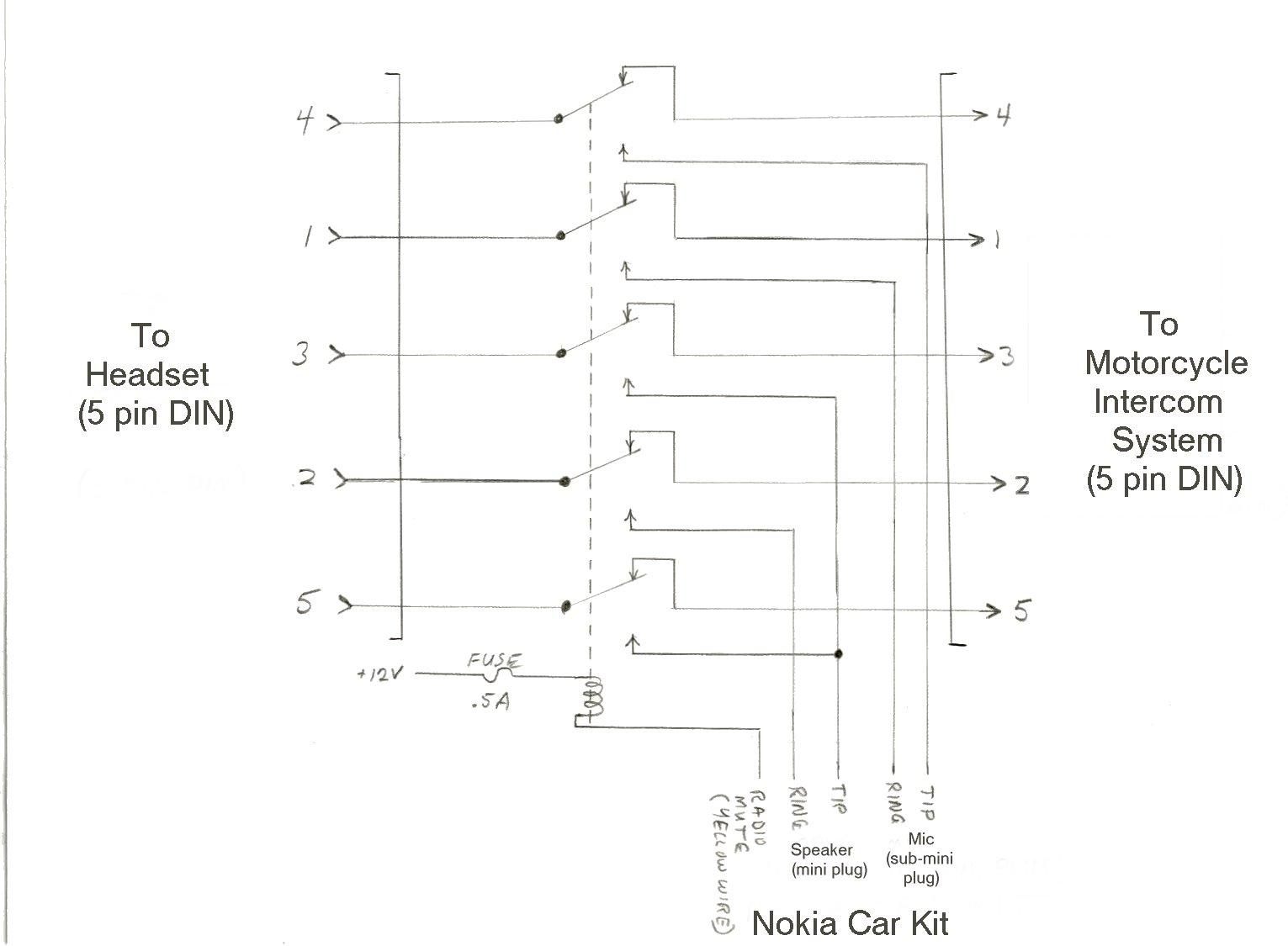 cell phone rh davesgoldwing com Signal Light Wiring Diagram Honda Goldwing 1500 Wiring Diagrams